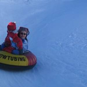 Snowtubing in Altenberg-Schellerhau
