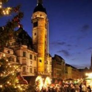 Weihnachtsmarkt in Altenburg
