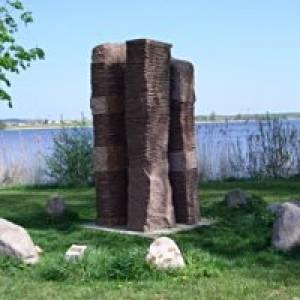 Skulpturen Galerie am Mündesee, © Stadt Angermünde