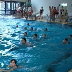 Schwimmbad Apolda