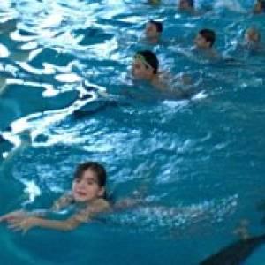 Babyschwimmen Schwimmbad Apolda