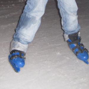 Eislauf halle in Bad Sachsa (c) alex grom