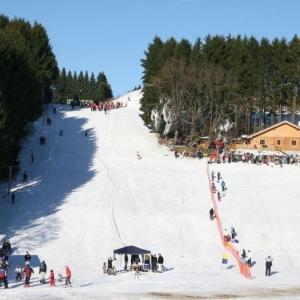 Wintersport am Schorrberg in Bad Marienberg