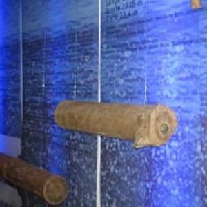 Gradierbau I und Inhalationskammer in Bad Nauheim