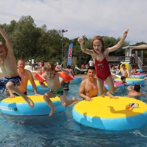 Sommerbad und Erlebnisbad Badebucht in Wedel