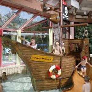 Kindergeburtstag im Badepark Hassloch