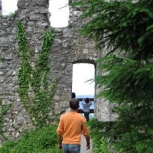 Bad Reichenhall - Ruine Karlstein
