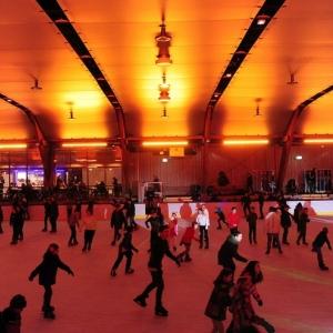 Eislaufhalle Baiersbronn