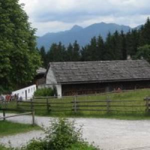 Bauernhausmuseum in Ödenwaldstetten (c) alex grom