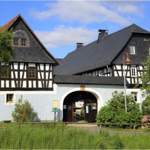 Bauernmuseum mit Kräuter- und Bauerngarten