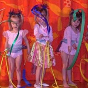 Kindergeburtstag Zirkusträume Berlin, © Artistenschule contraire, Jutta Schönherz