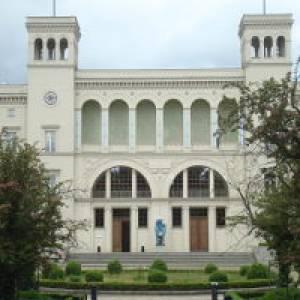 Museum der Gegenwart im Hamburger Bahnhof in Berlin