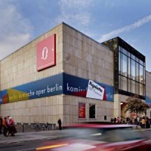 Komische Oper Berlin, Foto: © Hanns Joosten