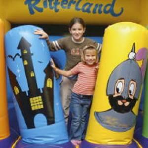 Indoor-Spielplatz Ritterland in Berlin