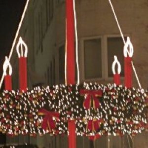 Weihnachtsmarkt in Berlin-Spandau, © Antje Griehl