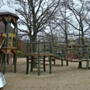 Spielplatz am Lauenburger Platz in Berlin-Steglitz