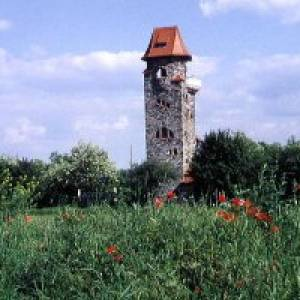 Keßlerturm in Bernburg