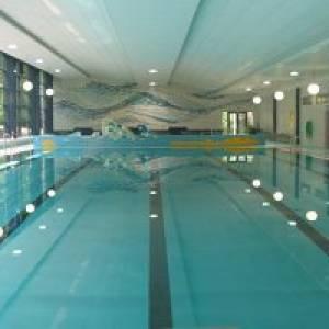 Schwimmhalle Bernburg