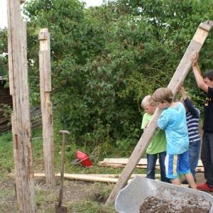 Kinder- und Jugendfarm  Biberbau