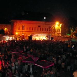 Sommer in der Reduit in Mainz