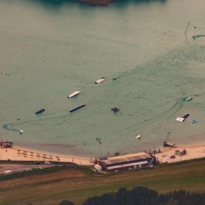 Wasserski auf dem Nethener See