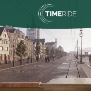 TimeRide Köln: Familien auf Zeitreise