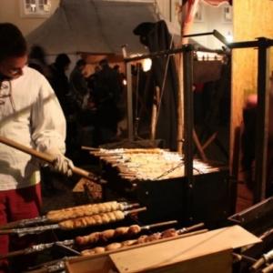 Mittelalterlicher Weihnachtsmarkt in Durlach