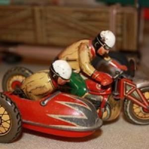 Spielzeug in den Steinhuder Museen