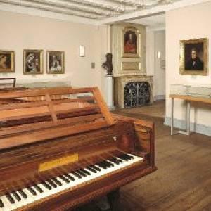Das Beethoven-Haus Bonn (c)Beethoven-Haus