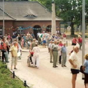 Industrielehrpfad Kirchmöser in Brandenburg
