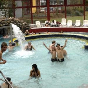 Spaßbecken im Hallenbad Vegesack