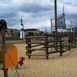 Spielplatz am Schifffahrtsmuseum