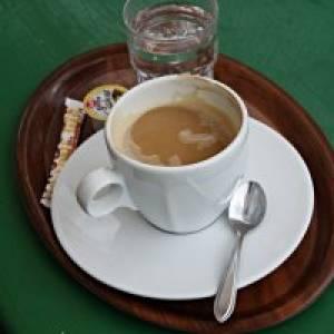 Café Biohope in der Schulstraße Halle