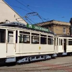 Straßenbahnmuseum in Chemnitz-Kappel