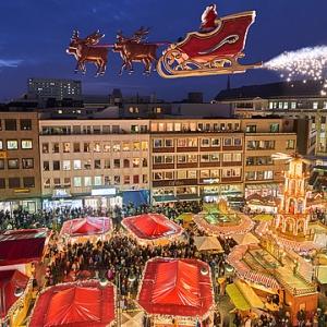 Der Weihnachtsmarkt in Bochum
