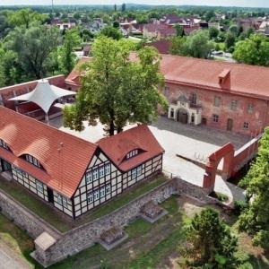 Besucherzentrum auf der Burg Storkow (Mark)