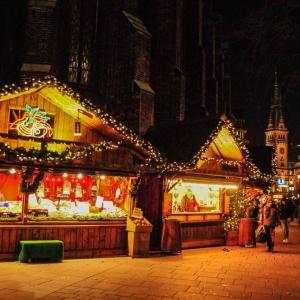 Weihnachtsmarkt St. Petri