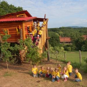Kindergeburtstag im Natur-Erlebniszentrum Gut Herbigshagen