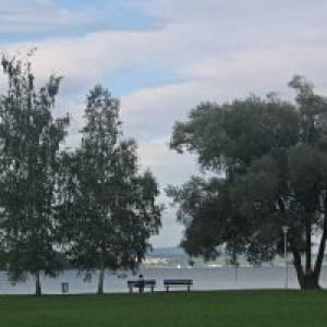 Erholungsgebiet Unterbacher See in Düsseldorf