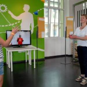 Sommerferien im Pirmasenser Science Center