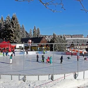 Eisbahn Oberwiesenthal