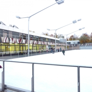Erika-Hess-Eisstadion in Berlin