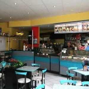 Eiscafe` Mario Gelato in Leipzig