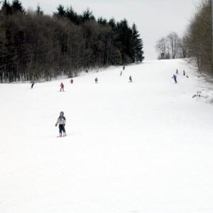 Wintersport am Eisenberg am Knüll