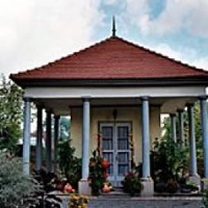 Kräutergarten in  Eisenberg