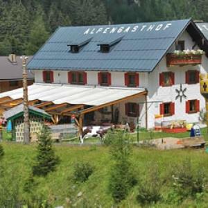 Alpengasthof Enzingerboden in Uttendorf