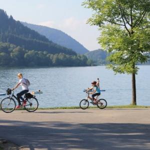 Radtour um den Schliersee