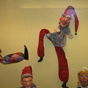 Moussong - Theater mit Figuren- in Augsburg