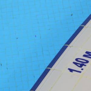 Schwimmbadrand
