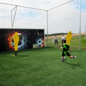 FunFußball im allrounder mountain resort